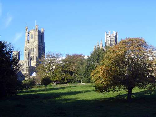 The United Kingdom: Ely Cathedral and St. Andrew's, Isleham picture 2