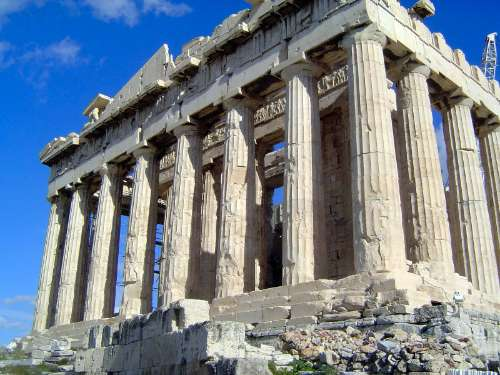 Greece: The Acropolis picture 12