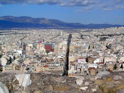 Greece: Modern Athens picture 1