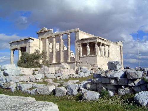 Greece: The Acropolis picture 19