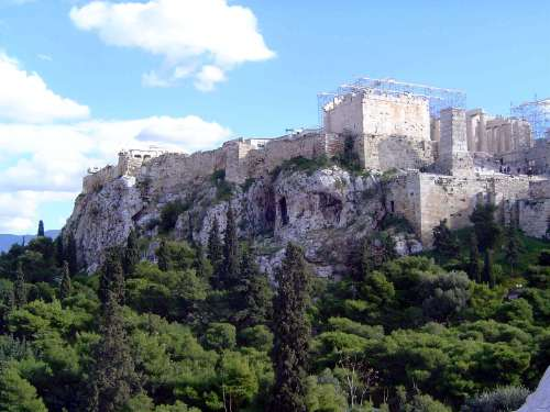 Greece: The Acropolis picture 1