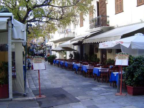 Greece: Modern Athens picture 6