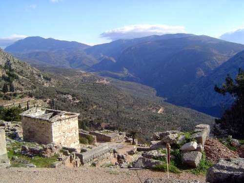Greece: Delphi picture 7