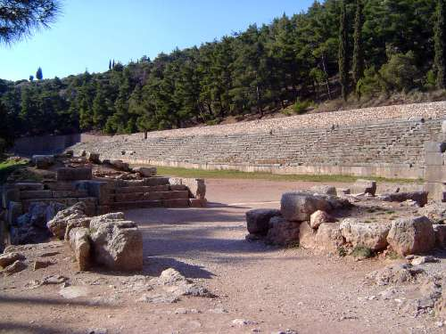 Greece: Delphi picture 12