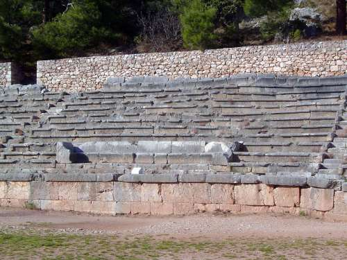 Greece: Delphi picture 13