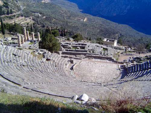 Greece: Delphi picture 11