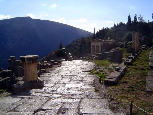 Greece: Delphi picture 5