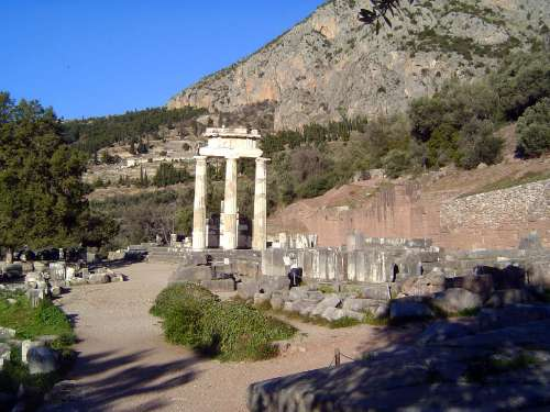 Greece: Delphi picture 17