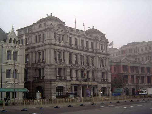 China: Shanghai:The Bund picture 23