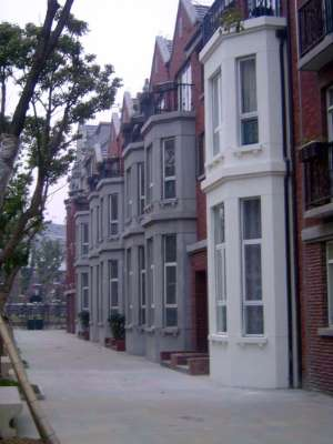 China: Shanghai: Thames Town picture 12