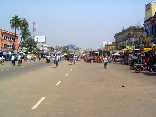 Peninsular India: Puri picture 3