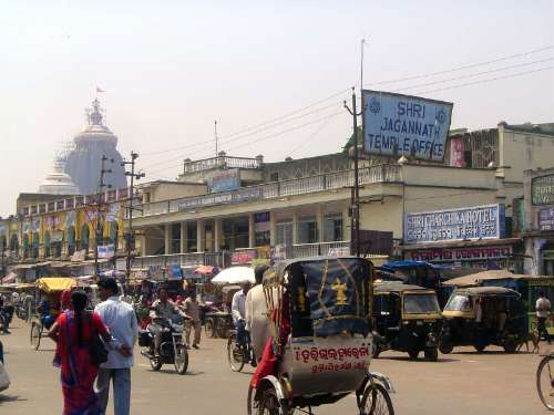 Peninsular India: Puri picture 10