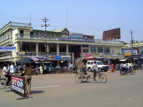 Peninsular India: Puri picture 4