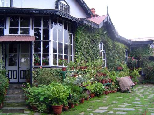 Northern India: Shimla Houses picture 2