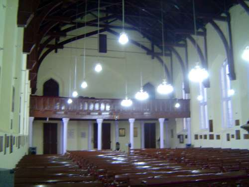 Northern India: Shimla: Christ Church picture 3