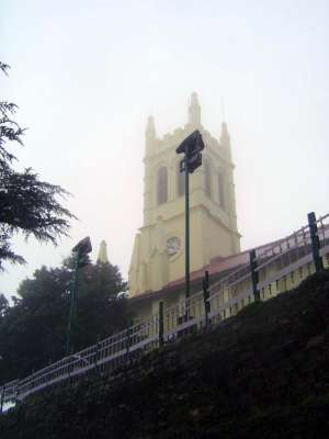 Northern India: Shimla: Christ Church picture 1