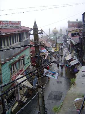 Northern India: Shimla: Approach and Mall picture 18