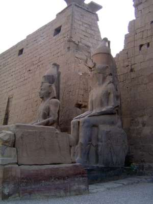 Egypt: Luxor Temple picture 5