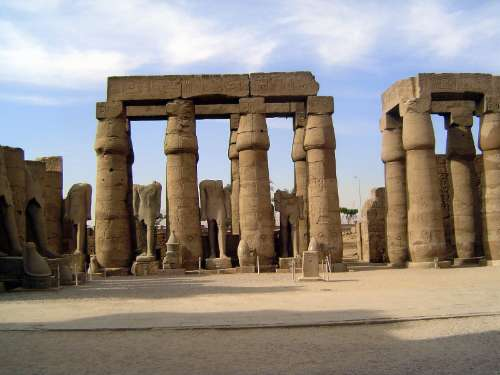Egypt: Luxor Temple picture 7