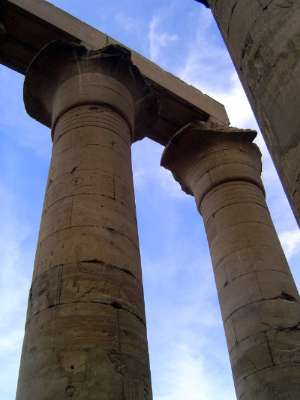 Egypt: Luxor Temple picture 16