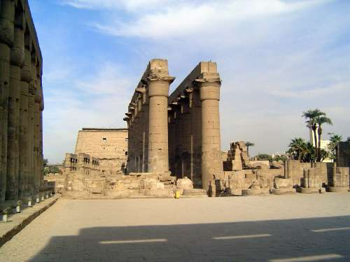 Egypt: Luxor Temple picture 20