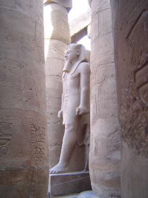 Egypt: Luxor Temple picture 9