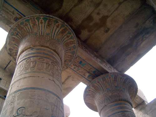 Egypt: Ramesseum picture 8