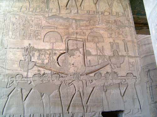 Egypt: Ramesseum picture 18