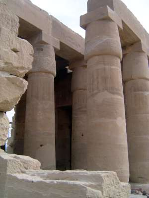 Egypt: Ramesseum picture 7