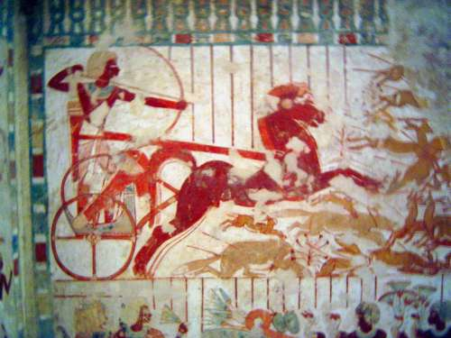 Egypt: Tomb of Userhet picture 2