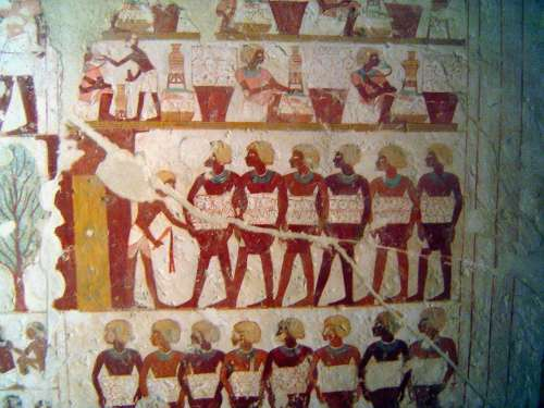 Egypt: Tomb of Userhet picture 5