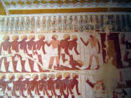 Egypt: Tomb of Userhet picture 6