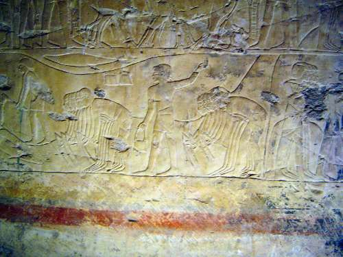 Egypt: Tomb of Khaemhet picture 4