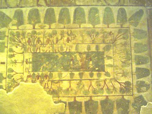 Egypt: Tomb of Rekhmire picture 6