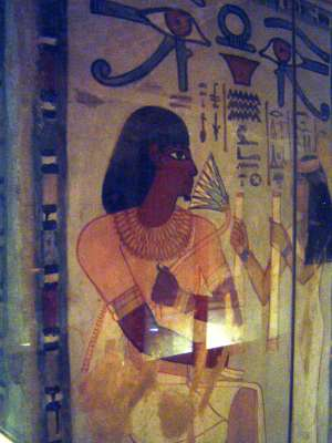 Egypt: Tomb of Sennefer picture 5