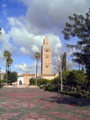 Morocco: Marrakech: The Medina or Old City picture 2