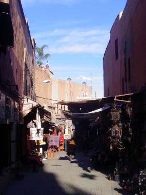 Morocco: Marrakech: The Medina or Old City picture 13