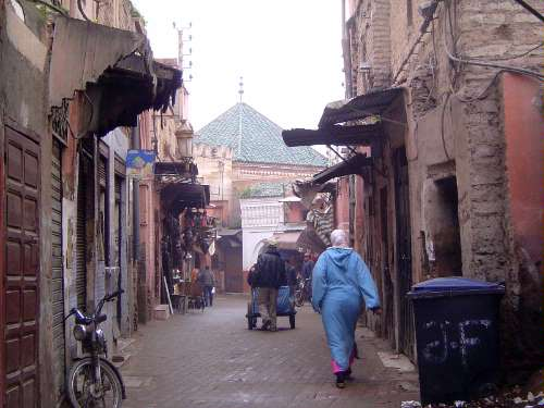 Morocco: Marrakech: The Medina or Old City picture 14