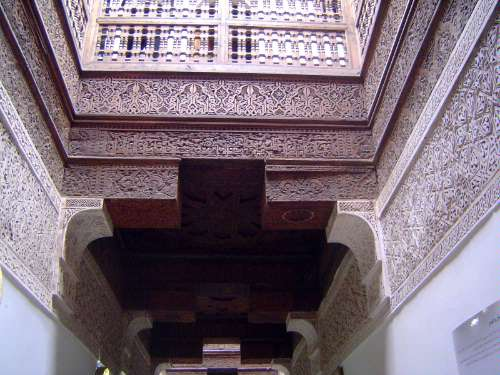 Morocco: Ali ben Youssef picture 4