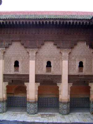 Morocco: Ali ben Youssef picture 9