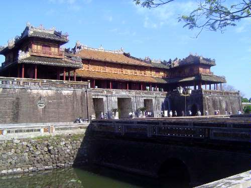 Vietnam: Hue: the Citadel picture 7