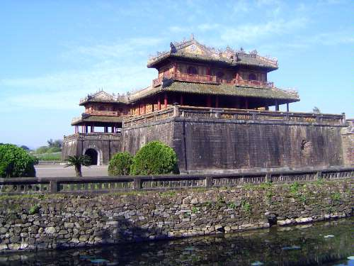 Vietnam: Hue: the Citadel picture 6