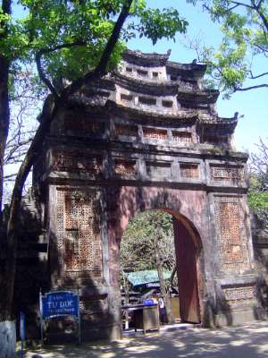 Vietnam: Hue: Royal Tombs picture 4