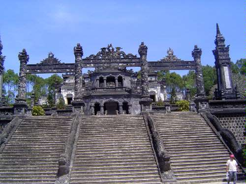 Vietnam: Hue: Royal Tombs picture 16