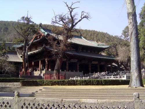 China: Jinci picture 1