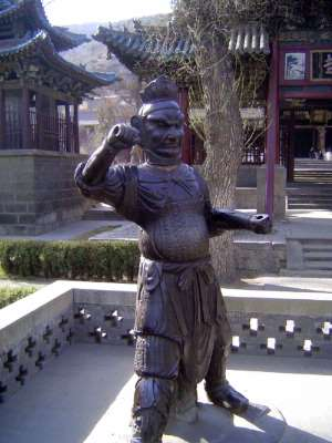 China: Jinci picture 5