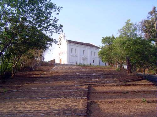 Peninsular India: Old Goa picture 16