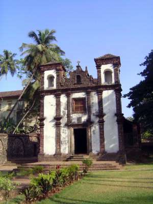Peninsular India: Old Goa picture 46