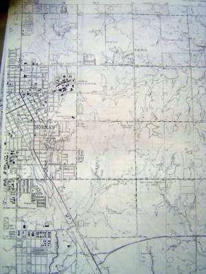 Oklahoma: Norman in maps picture 9