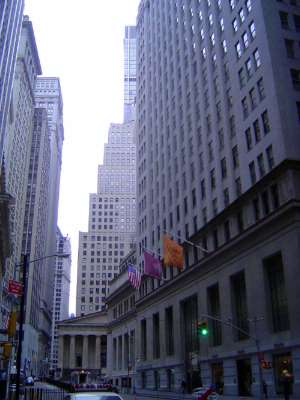 The Eastern United States: Manhattan: Wall Street Goes Residential picture 12